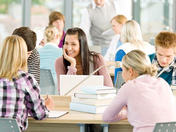 Abiturprüfung in Berlin